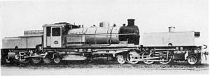 1929 in South Africa - Class GDA