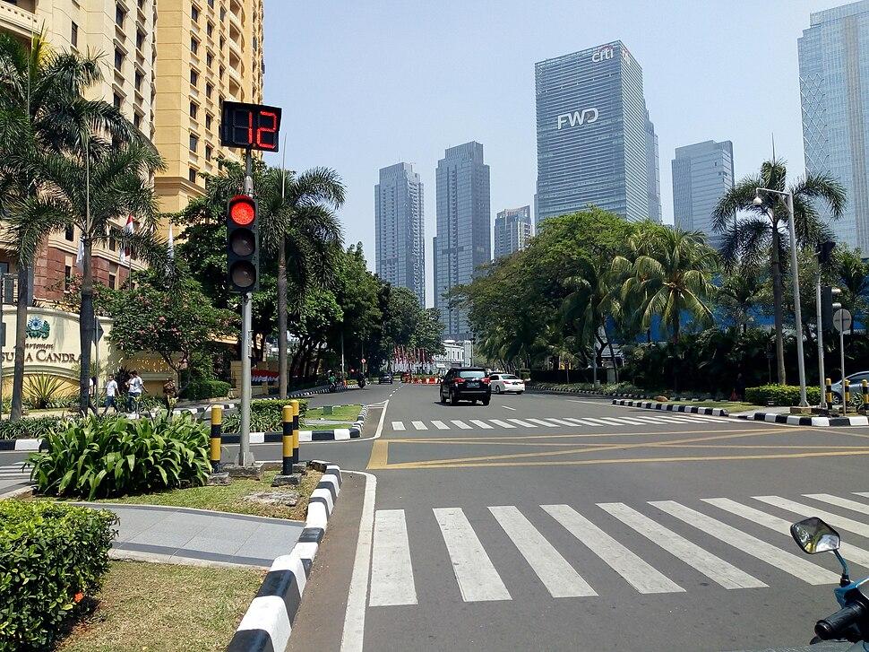 SCBD Jakarta