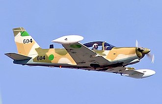 SIAI-Marchetti SF.260 - A SF.260 of the Libyan Air Force