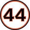44 год