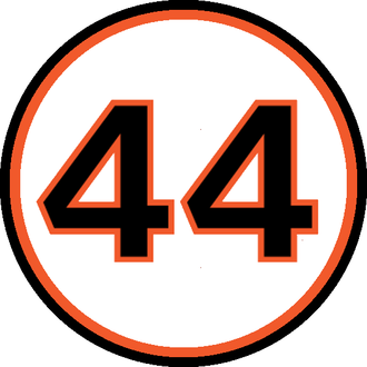 Willie McCovey - Image: SF Giants 44