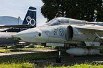 SF 37 Viggen, Czech Air Force Museum, Prague-Kbely Airbase (29106905151).jpg