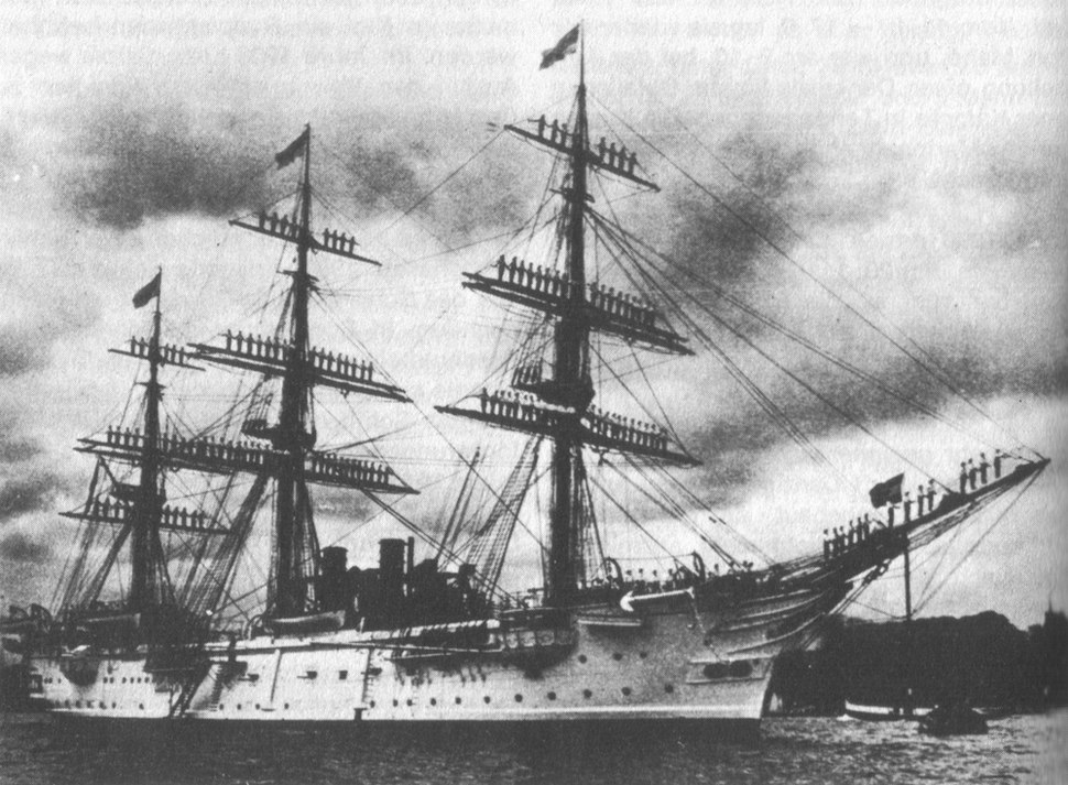 SMS Charlotte (1885) 2