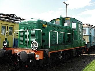 PKP class SP30 - SP30 locomotive
