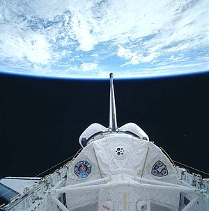 STS-40 - Image: STS 40 Spacelab