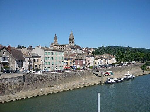Saône Tournus4