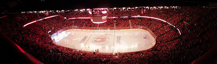 Scotiabank Saddledome Wikipedia