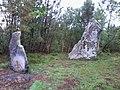 Saint-Jean-de-la-Motte - Menhirs de La Mère et la Fille.jpg