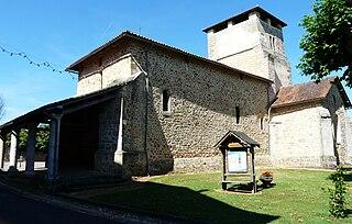 Saint-Martin-de-Fressengeas Commune in Nouvelle-Aquitaine, France