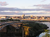 Saint John, NB, skyline at dusk5.jpg