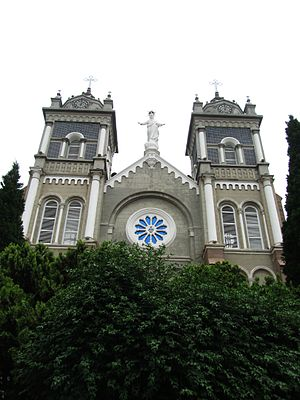 Roman Catholic Diocese of Wuhu - Saint Joseph Cathedral