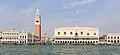 Saint Mark's Campanile and Palazzo Ducale, Venice, September 2017.jpg
