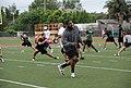 Saints practice at Tulane (5683701029).jpg