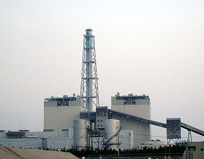 Picture of 酒田火力発電所