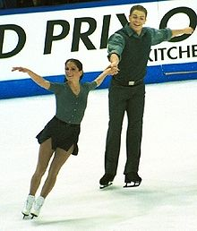 "Salé and Pelletier zu ""Love Story"" beim Grand-Prix-Finale 2002 in Kitchener"