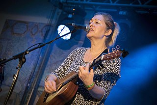 Sally Barker British singer and songwriter