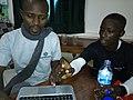 Salon stratégique Wikimedia 2030 au CNFC-cotonou20.jpg