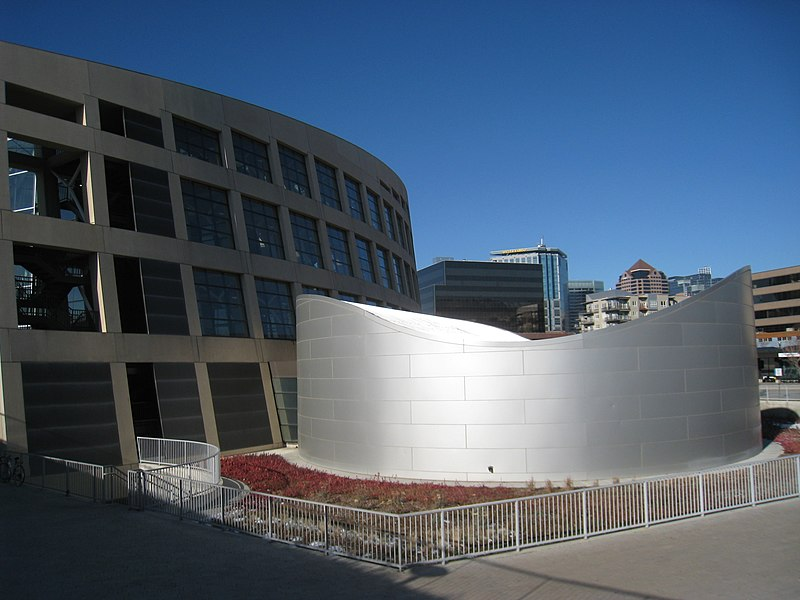 25 of the World's Coolest Libraries: Salt Lake City Public Library