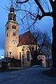 Salzburg - Mülln - Pfarrkirche Mülln - 2016 01 12 (1).jpg
