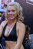 Samantha Sin at AVN Adult Entertainment Expo 2009 2.jpg
