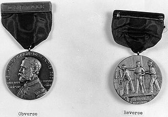Sampson Medal - Image: Sampson Medal