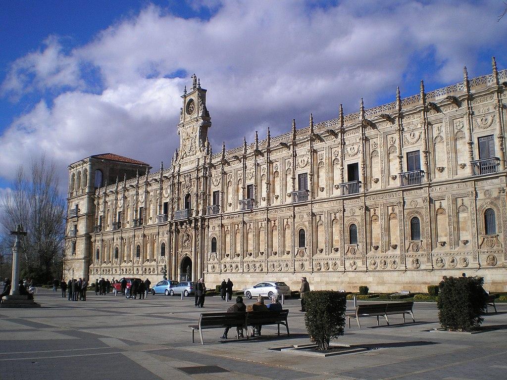 File san marcos le n jpg wikimedia commons for Puerta 3 de san marcos