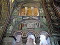 San vitale, ravenna, int., presbiterio, mosaici di dx 02.JPG