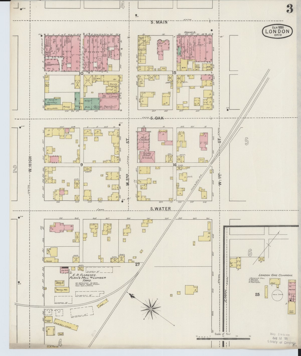 File:Sanborn Fire Insurance Map from London, Madison ...