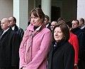 Sandra Roelofs (Prezydentowa Maria Kaczyńska towarzyszyła Prezydentowi RP Lechowi Kaczyńskiemu w wizycie oficjalnej w Gruzji) (April 15, 2007).jpg