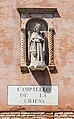 Santa Fosca, Chiesa, Campiello de la chiesa.jpg