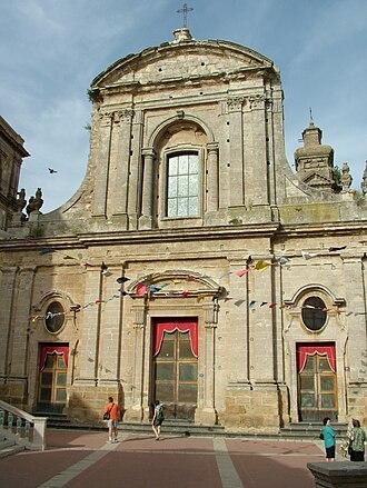 Caltagirone - Santa Maria del Monte.
