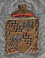 Santa Maria sopra Minerva Wappen der Caetani.jpg
