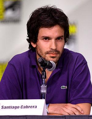 Santiago Cabrera - Santiago Cabrera in July 2011