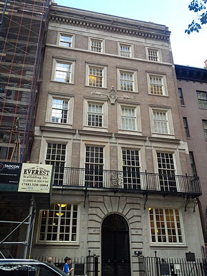 Roosevelt House Public Policy Institute at Hunter College - 47-49 East 65th Street