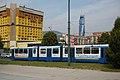 Sarajevo Tram-801 Line-3 2011-09-26.jpg