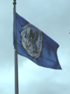 Flag of Saratoga Springs