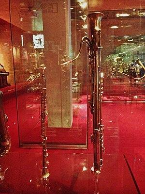 Sarrusophone - Sarrusophones, Museu de la Música de Barcelona