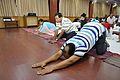 Sasankasana - International Day of Yoga Celebration - NCSM - Kolkata 2015-06-21 7360.JPG