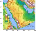Saudi Arabia Topography.png