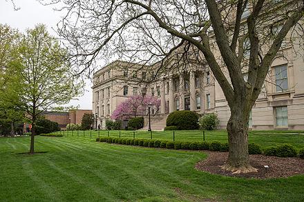 Schaeffer Hall.