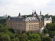 Residenzschloss Altenburg (Quelle: Wikimedia)