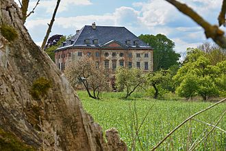 Elective Affinities (film) - The film was shot at Schloss Rossewitz