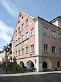 Schlossergasse 1, Ecke Schmiedgasse Feldkirch.JPG