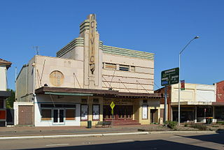 heritage-listed cinema in Scone, New South Wales, Australia