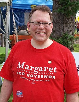 2009 Minneapolis City Council election - Image: Scott Benson, June 2010 (cropped)