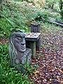 Sculptural seating - geograph.org.uk - 1013210.jpg