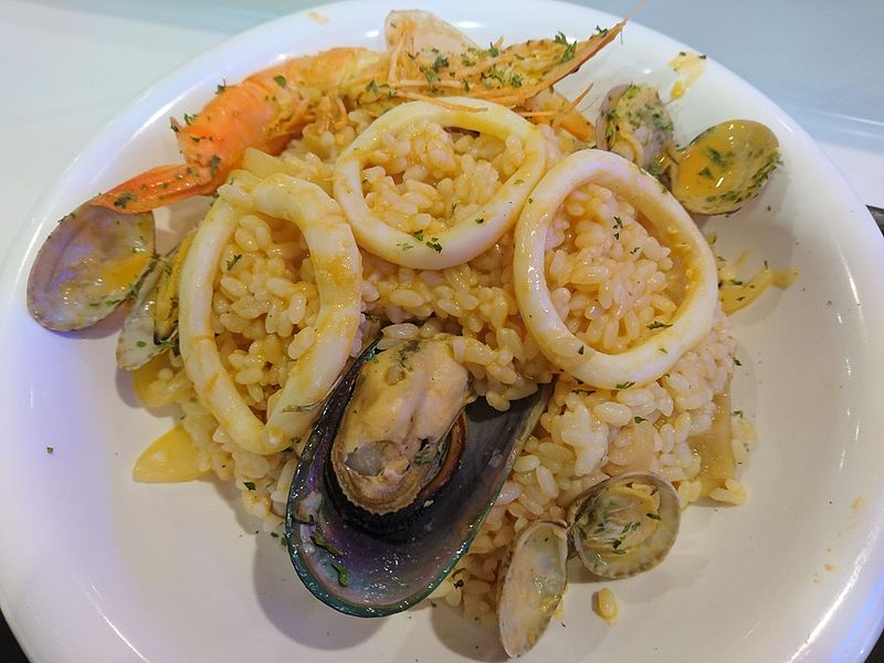 File:Seafood Risotto.jpg