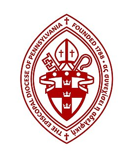 Episcopal Diocese of Pennsylvania diocese of the Episcopal Church in the United States of America