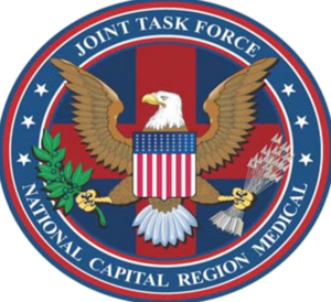 Joint Task Force National Capital Region Medical - Joint Task Force National Capital Region Medical  Command Emblem