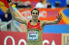 Sebastian Bayer Turin 2009
